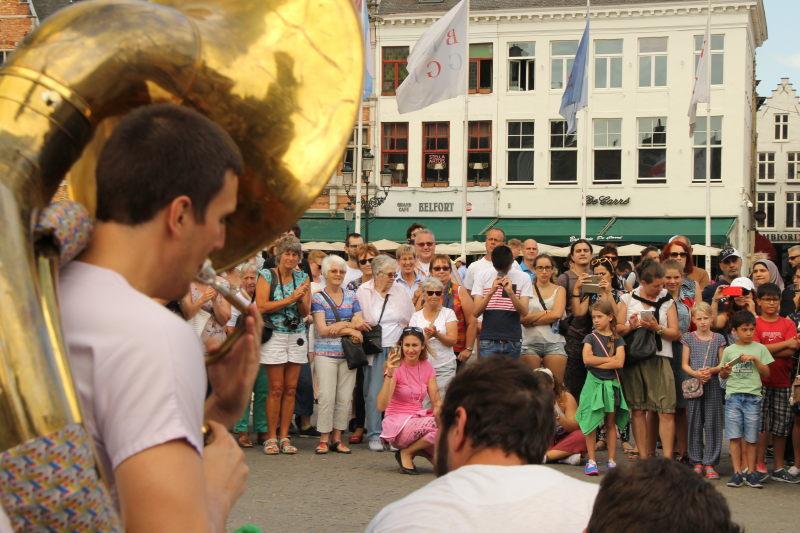 Konzert in Gent